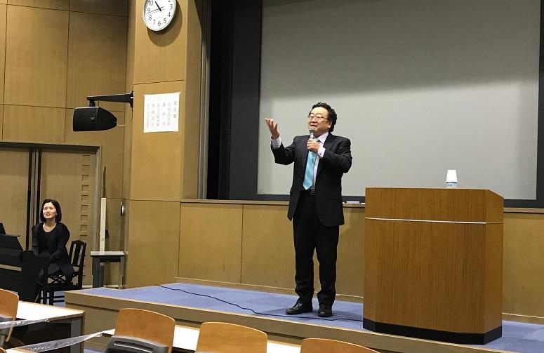 神奈川県内で清原浩斗氏が講演会