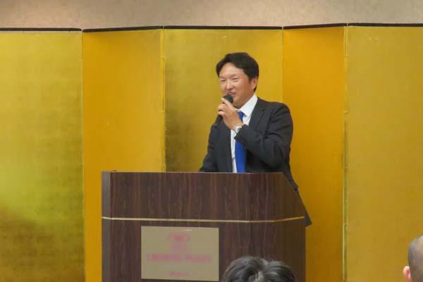 進藤大典氏が新潟県で講演