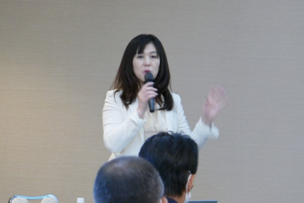 武田かおり氏が兵庫県で講演会