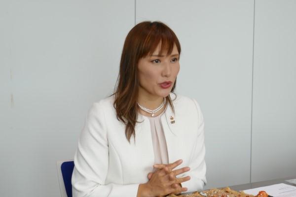 石黒由美子氏がオンライン講演